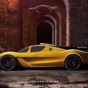 Mercedes AMG Hypercar render 1 175x175 at Mercedes AMG Hypercar   New Renderings Emerge