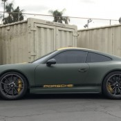 RDBLA Porsche 911 R 2 175x175 at RDBLA Porsche 911 R with Special Wrap