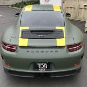 RDBLA Porsche 911 R 4 175x175 at RDBLA Porsche 911 R with Special Wrap