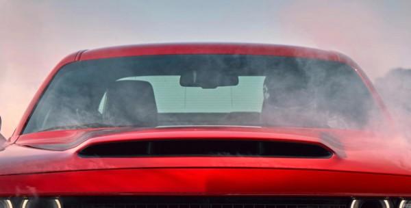 Dodge Challenger SRT Demon 2 600x304 at Dodge Challenger SRT Demon Set for Exclusive Reveal