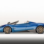Huayra Roadster Ginevra 2017 00001 D senza 1 175x175 at Already Sold Out Pagani Huayra Roadster Unveiled
