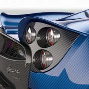 Huayra Roadster Ginevra 2017 DETT0002 D 175x175 at Already Sold Out Pagani Huayra Roadster Unveiled