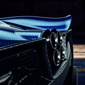 Huayra Roadster Ginevra 2017 DETT0005 D 175x175 at Already Sold Out Pagani Huayra Roadster Unveiled