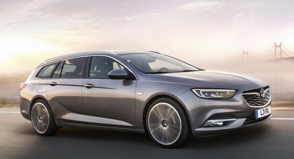Insignia Sports Tourer 0 600x325 at Official: New Vauxhall Insignia Sports Tourer