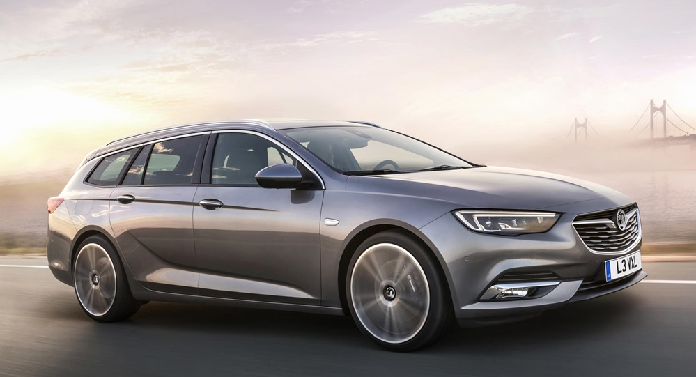 Insignia Sports Tourer 0 at Official: New Vauxhall Insignia Sports Tourer