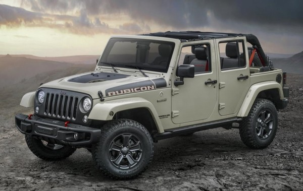 Jeep Wrangler Rubicon Recon 0 600x379 at Jeep Wrangler Rubicon Recon Is Spec Ops Worthy