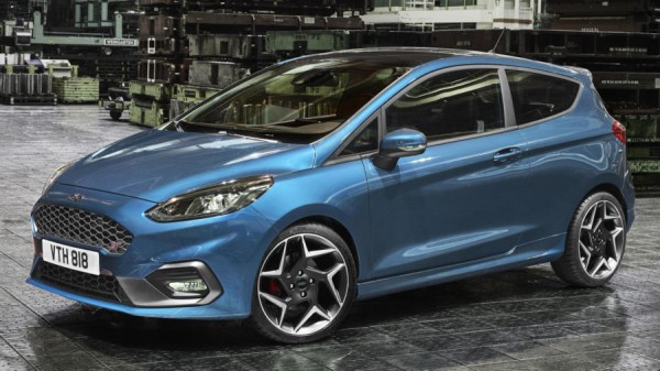 New Ford Fiesta ST 0 600x337 at New Ford Fiesta ST Bumped to 200 PS