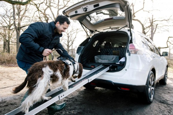 Nissan X Trail 4Dogs 0 600x400 at Is This the Most Dog Friendly Car in the World?