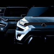 SsangYong XAVL SUV 2 175x175 at SsangYong XAVL SUV Concept Headed for Geneva Debut