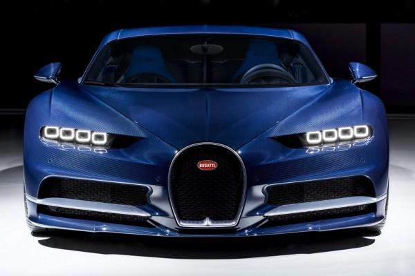 02 GIMS 2017 Chiron 600x400 at Bugatti Chiron Already Half Sold Out