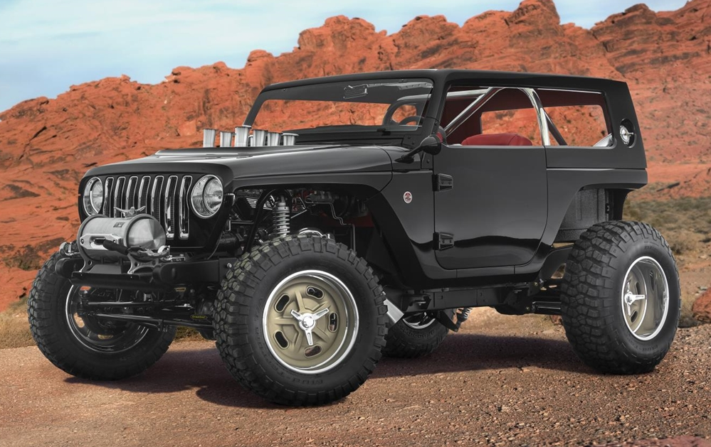 2017 moab at 2017 Moab Easter Jeep Safari Concepts Revealed