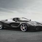 70th anniversary 3 175x175 at Ferrari Marks its 70th Anniversary with 125S/LaFerrari Tribute