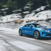 Alpine A110 off 1 175x175 at Production Alpine A110 Revealed with 250 hp