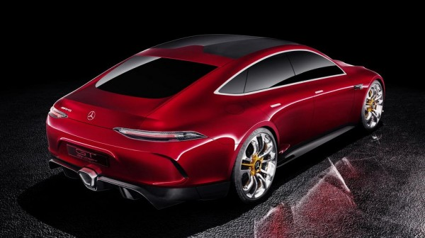Mercedes AMG GT Concept 9 600x336 at Official: Mercedes AMG GT Four Door Concept