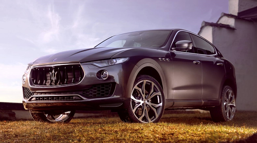 Novitec Maserati Levante 0 at Official: Novitec Maserati Levante
