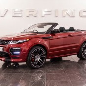 Overfinch Evoque Convertible 12 175x175 at Overfinch Range Rover Evoque Convertible