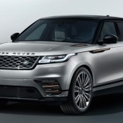 Range Rover Velar 0 175x175 at Range Rover Velar Earns 5 Star Safety Rating from EuroNCAP