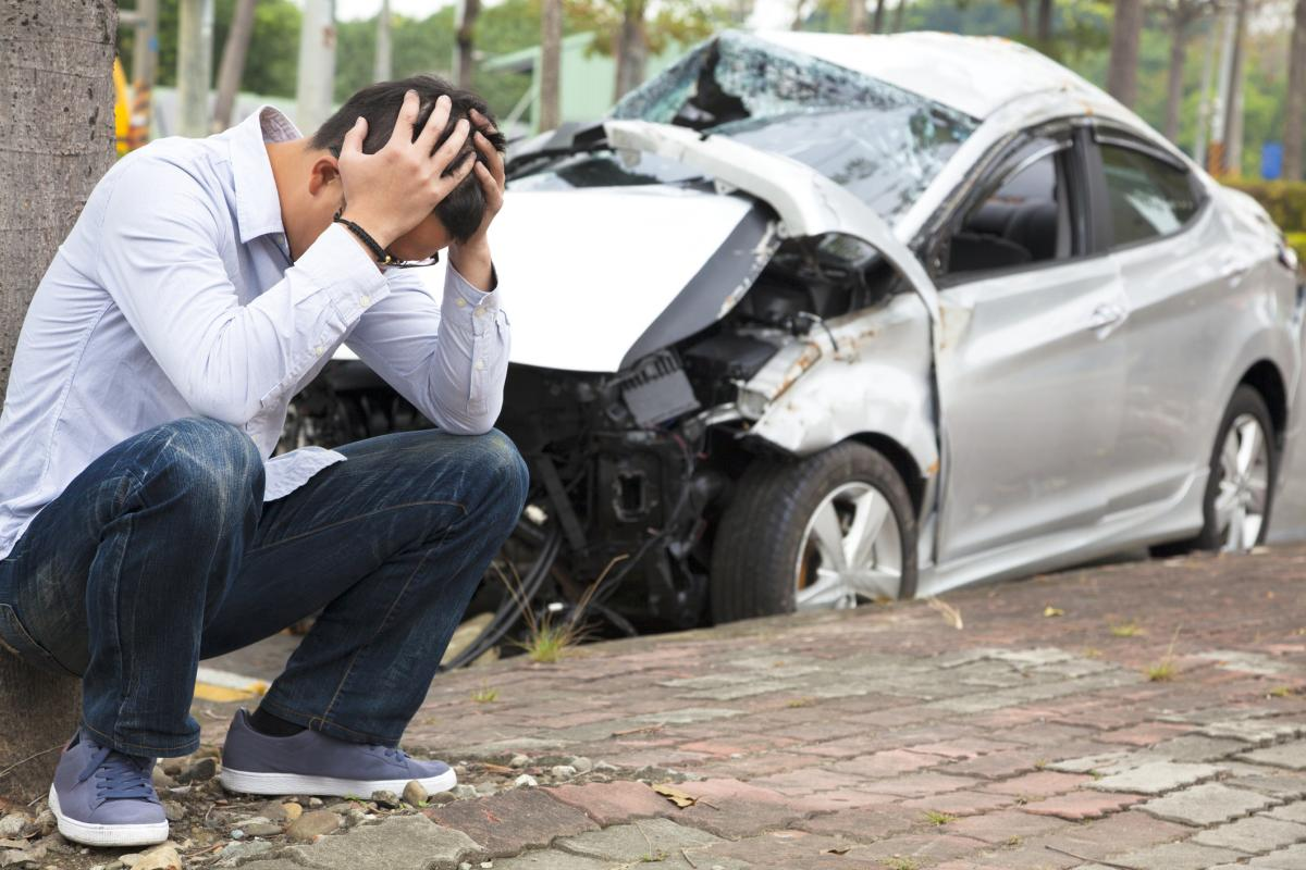 accident at Driving After a DUI Ban