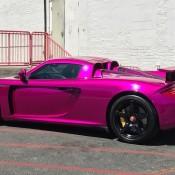 pink carrera gt 1 175x175 at RDBLA Presents Pink Porsche Carrera GT