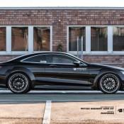 prior s coupe 16 175x175 at Prior Design Mercedes S Coupe Aero Kit
