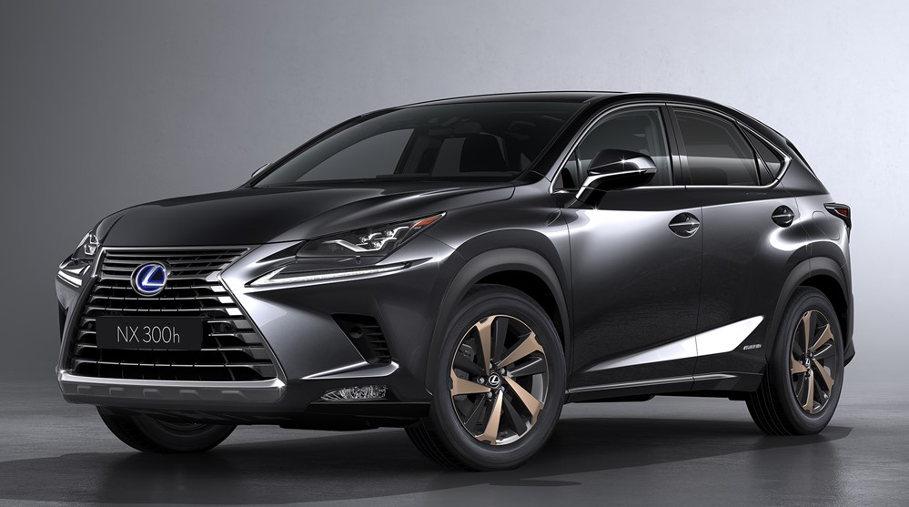 2018 lexus nx at Official: 2018 Lexus NX