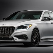 670 2018 G80 Sport 175x175 at 2018 Genesis G80 Sport Gets Five Star Safety Rating