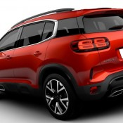 C5 AIRCROSS 5 175x175 at New Citroen C5 Aircross Unveiled in Shanghai