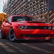Dodge Challenger Demon 2 175x175 at Official: 2018 Dodge Challenger Demon