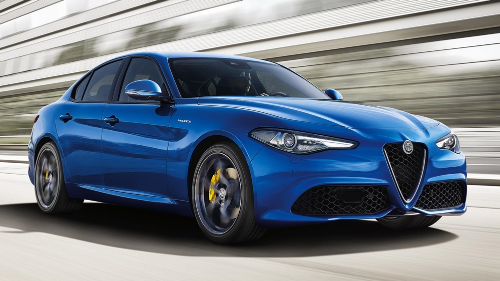 Giulia Veloce 1 at Alfa Romeo Giulia Veloce UK Pricing and Specs