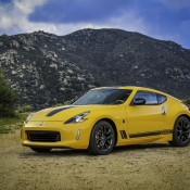 Nissan 370Z Heritage 1 175x175 at Official: 2018 Nissan 370Z Heritage Edition