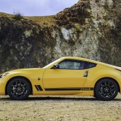 Nissan 370Z Heritage 2 175x175 at Official: 2018 Nissan 370Z Heritage Edition