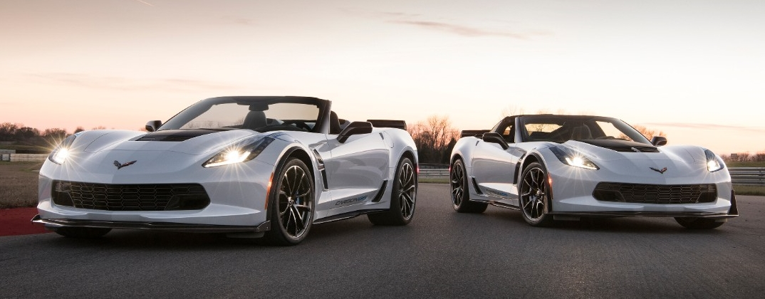 at Official: 2018 Corvette Carbon 65 Edition