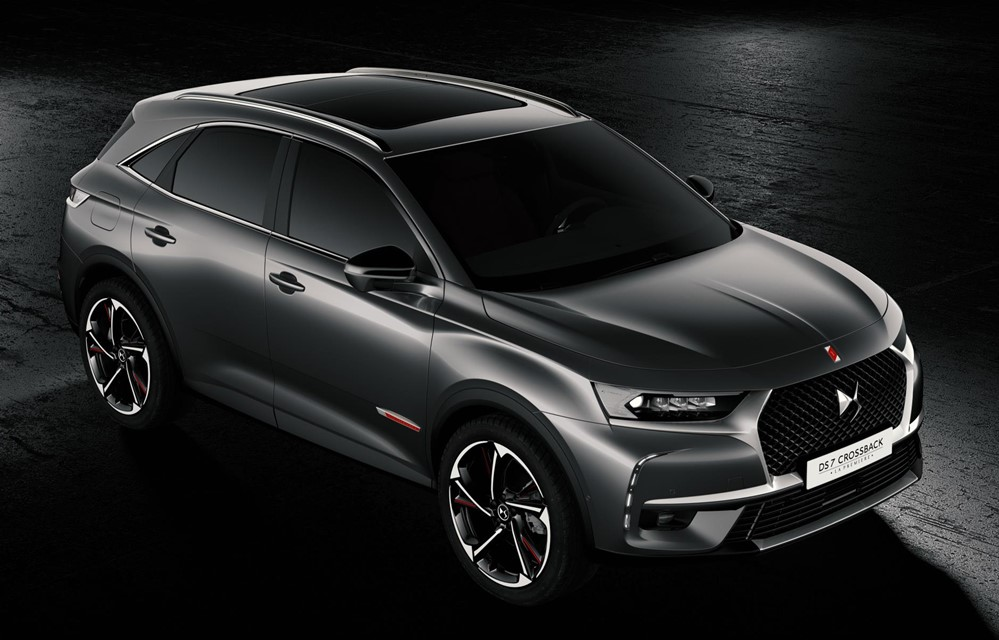 ds 7 crossback 1 at DS 7 Crossback La Première   UK Pricing