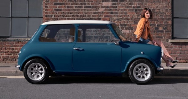 mini remastered 600x316 at Official: MINI Remastered by David Brown Automotive