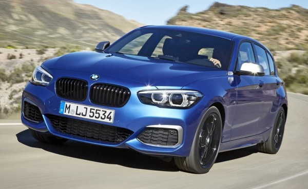 2018 bmw 1 series 600x369 at Official: 2018 BMW 1 Series