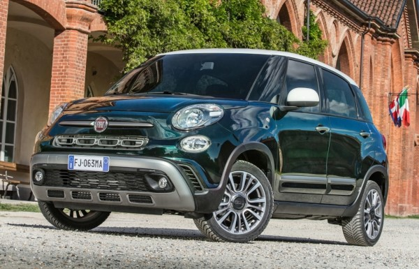 2018 fiat 500 l 0 600x385 at Official: 2018 Fiat 500L
