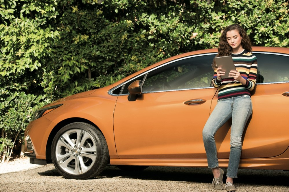 at Chevrolet Offers OnStar 4G LTE Unlimited Plan