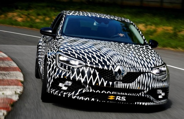 All New Megane R.S. 600x390 at 2018 Renault Megane RS Set for Frankfurt Debut