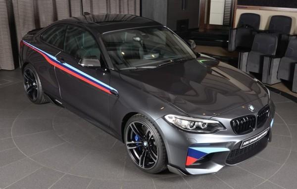 BMW M2 M Performance 600x382 at BMW M2 M Performance Kit   Detailed Look