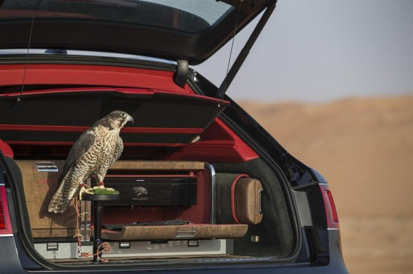 Bentley Bentayga Falconry 0 600x398 at Bentley Bentayga Falconry by Mulliner