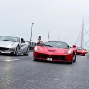Ferrari Owners Club GB 3 175x175 at Ferrari Owners Club GB Celebrates 50th Anniversary with Large Parade