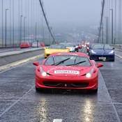 Ferrari Owners Club GB 4 175x175 at Ferrari Owners Club GB Celebrates 50th Anniversary with Large Parade