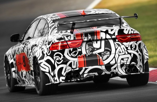 Jaguar XE SV Project 8 1 600x391 at Jaguar XE SV Project 8 Announced with 600 PS