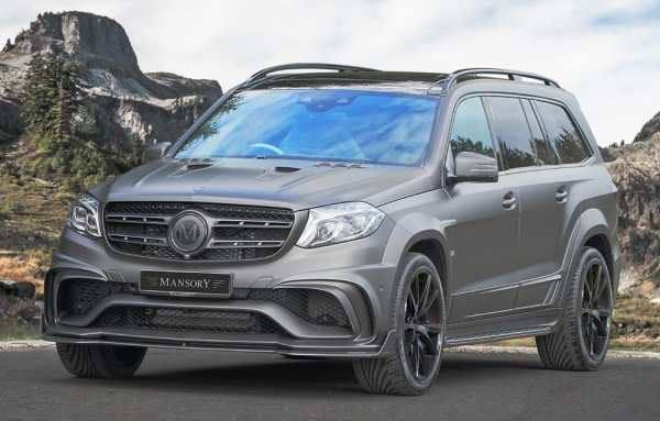 Mansory Mercedes AMG GLS 63 600x383 at Official: Mansory Mercedes AMG GLS 63