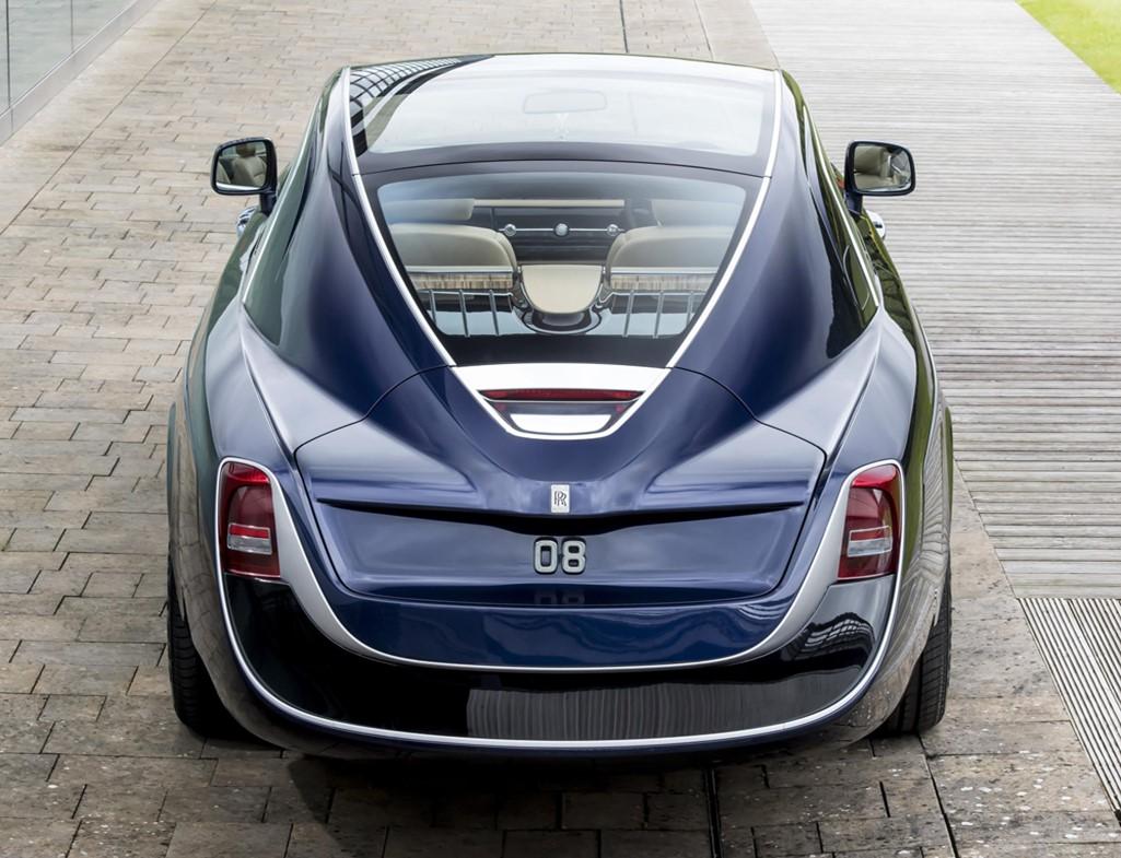 sweptail 0 at Rolls Royce SwepTail   $13 Million Coachbuilt Dream
