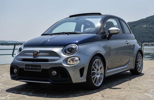 170612 Abarth 695 Rivale 11 600x392 at Official: Abarth 695 Rivale