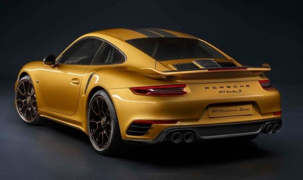 2017 porsche 911 turbo s exclusive top 600x358 at Porsche 911 Turbo S Exclusive Series Limited