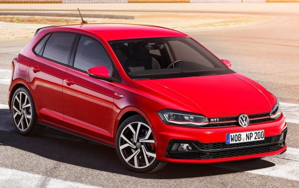 2018 VW Polo GTI 1 600x378 at 2018 VW Polo GTI   Specs and Details