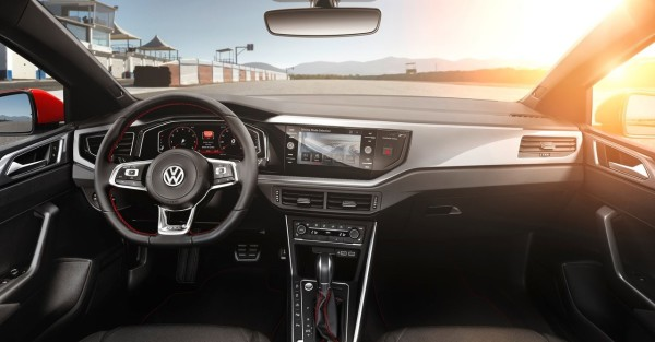 2018 VW Polo GTI 2 600x313 at 2018 VW Polo GTI   Specs and Details