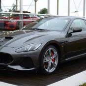 2018 granturismo 5 175x175 at Official: 2018 Maserati GranTurismo and GranCabrio